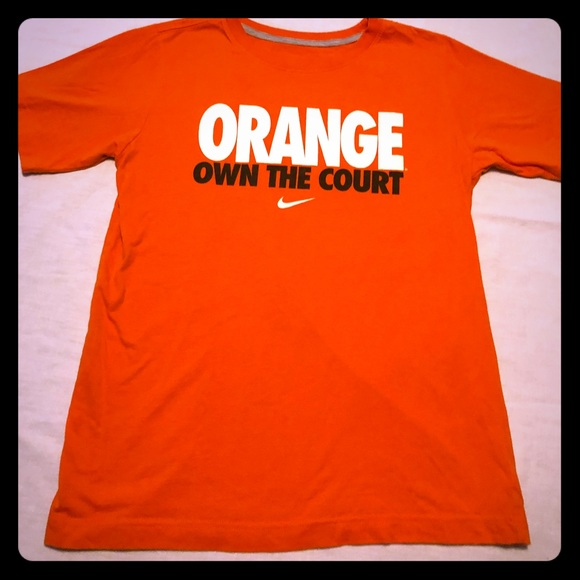 newest collection 0caf3 f0653 Nike Boys Syracuse Basketball Shirt Final Price